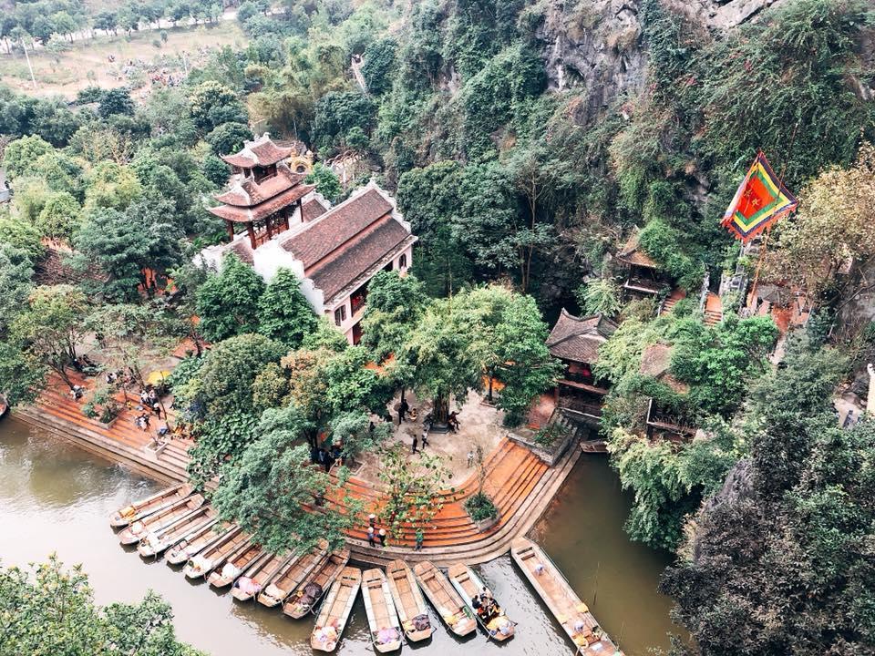 Toàn cảnh Tràng An Cổ- ảnh Nguyễn Thùy Trang