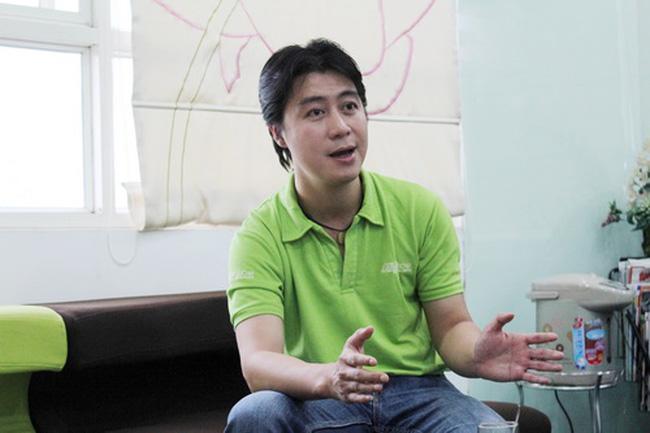 Phan Sào Nam - Nguyên Chủ tịch HĐQT VTC Online