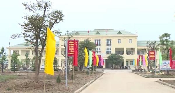 Trung tâm điều dưỡng thương binh Nho Quan nơi nguyên Giám đốc và nhiều cán bộ bị khởi tố, bắt giam.