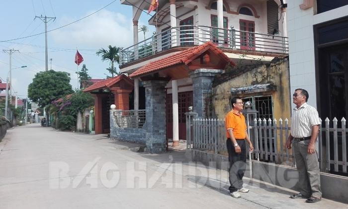 Người dân Kênh Giang đồng thuận chủ trương sáp nhập với xã Văn Đức