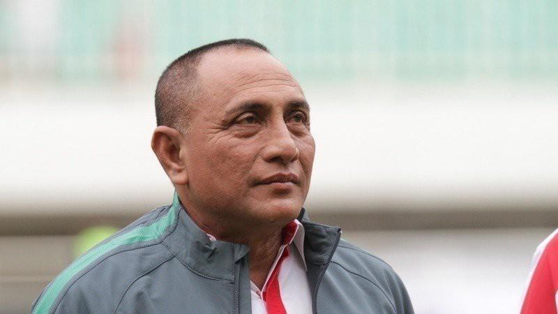 Chủ tịch LĐBĐ Indonesia Edy Rahmayadi.