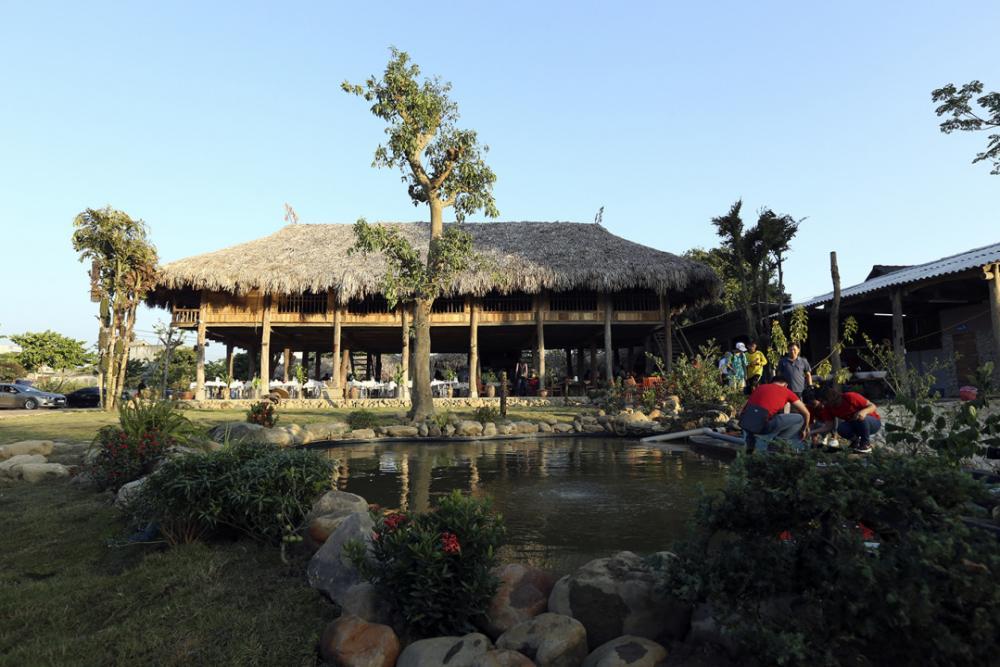 Homestay Mường Then là địa điểm du lịc cộng đồng Homestay thứ 2 của tỉnh Điện Biên