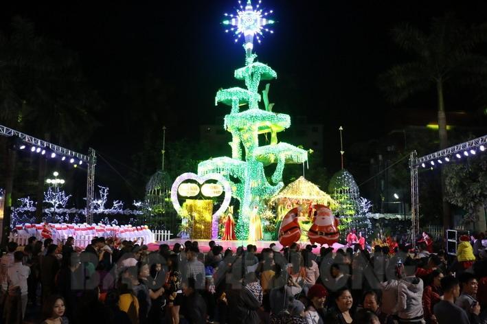 Nhiều hoạt động văn nghệ mừng Giáng sinh tại Nhà thờ Hải Dương