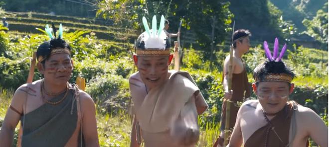 3 diễn viên hài Quang Tèo - Chiến Thắng - Hiệp Gà đóng vai chính trong phim này
