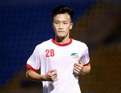 Hoàng Đức là đội phó của U23 Việt Nam ở vòng loại U23 châu Á 2020.