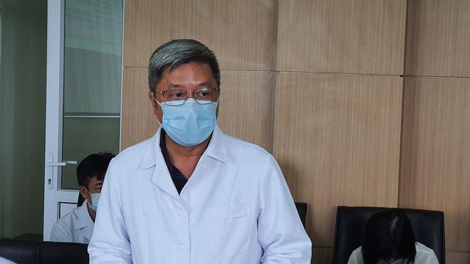 Thứ trưởng Nguyễn Hồng Sơn.