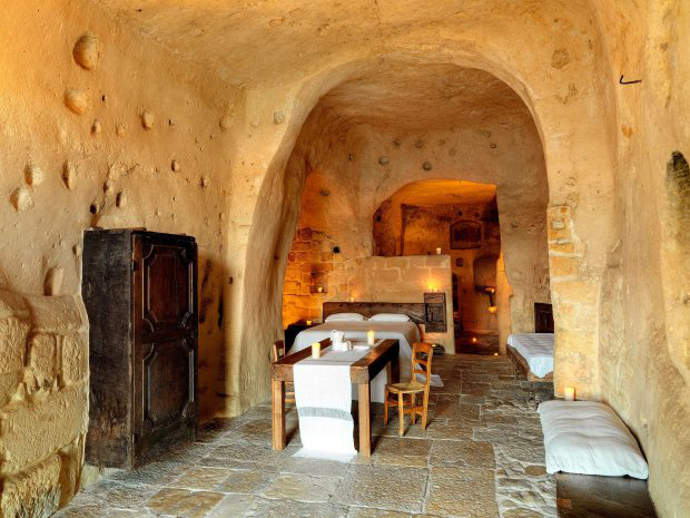 Sextantio Le Grotte della Civita, Ý