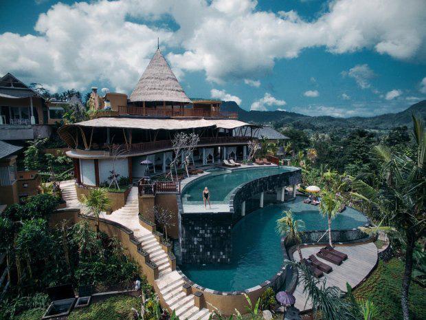 Wapa di Ume Sidemen, Indonesia