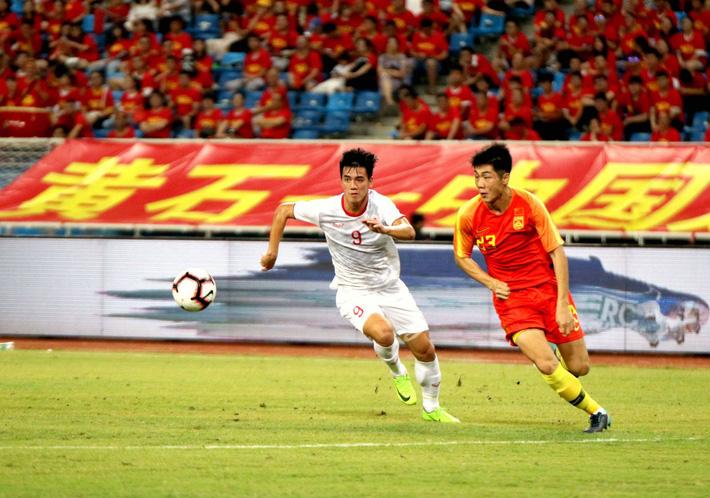 Trong hơn 10 năm gần đây, bóng đá Việt Nam không ít lần thắng bóng đá Trung Quốc ở các giải trẻ. Như mới đây, U22 Việt Nam cũng thắng U22 Trung Quốc 2-0.