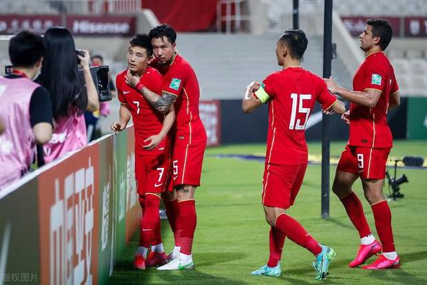 Đội tuyển Trung Quốc chắc chắn không muốn để mất điểm trước Việt Nam