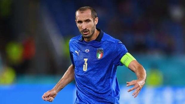 Đội trưởng ĐT Ý - Chiellini