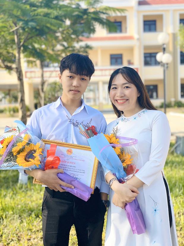 Chân dung nam sinh được chấm 10 điểm Văn đầu tiên trong kỳ thi tốt nghiệp THPT Quốc gia 2021