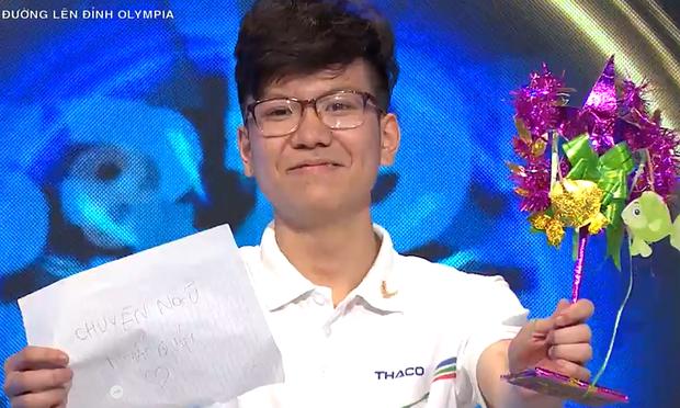 Nam sinh Nguyễn Việt Thái