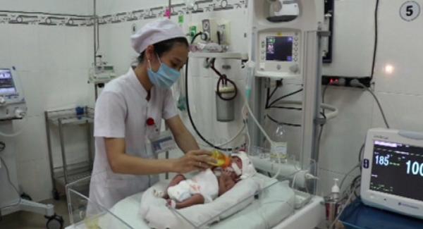 Sàng lọc sơ sinh để có những đứa trẻ khỏe mạnh.
