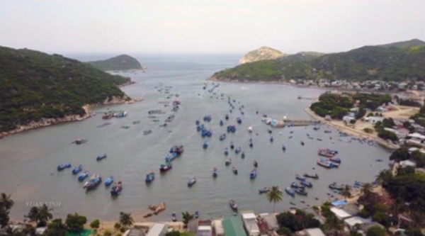 Xã Vĩnh Hải phấn đấu đạt chuẩn nông thôn mới vào cuối năm 2018.