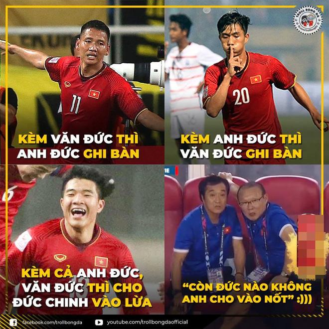 Vói hai tên Đức trong đội hình, ĐT Việt Nam gieo sầu cho Philippines.