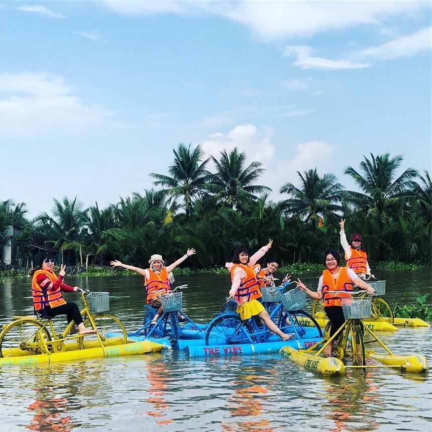 Kết quả hình ảnh cho Khu Du Lịch Làng Tre Việt Đồng Nai