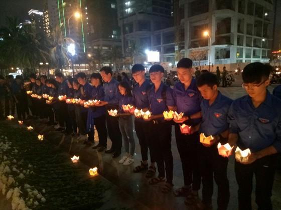 Tối 17-11, Thành Đoàn Đà Nẵng tổ chức Lễ tưởng niệm hưởng ứng