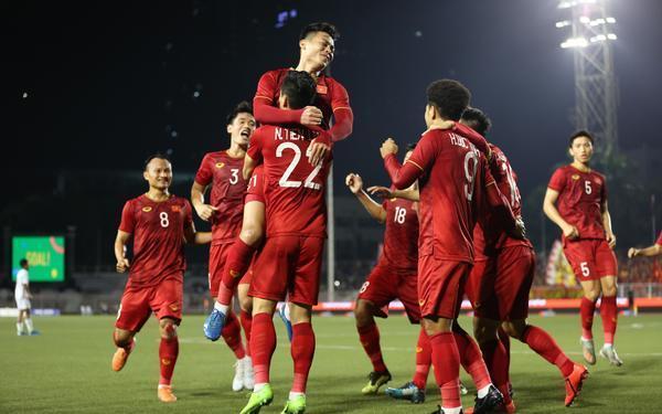 Các cầu thủ U22 Việt Nam được kì vọng sẽ tạo nên lịch sử trong trận chung kết gặp Indonesia tối nay