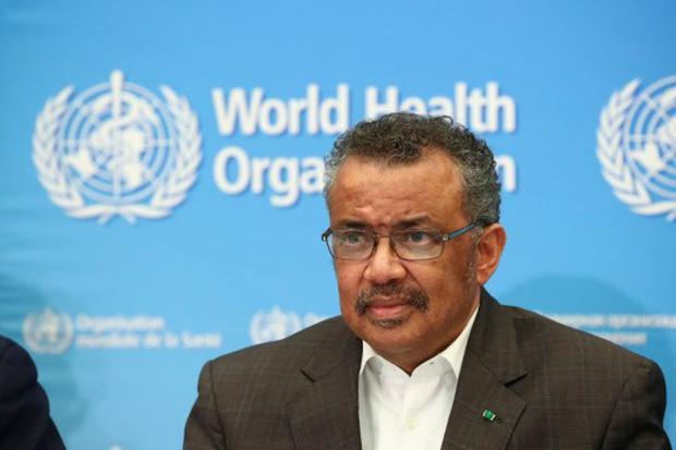 Tổng giám đốc Tổ chức Y tế Thế giới (WHO) Tedros Adhanom Ghebreyesus xác nhận coronavirus là tình trạng khẩn cấp y tế toàn cầu (Ảnh: Reuters)