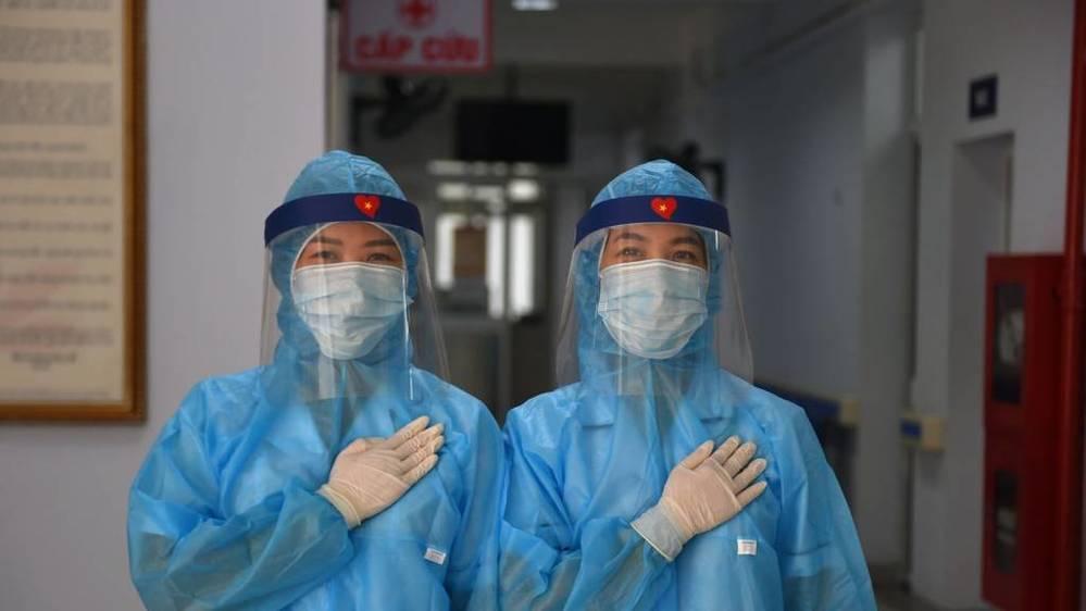 Công tác phòng ngừa và đẩy lùi dịch bệnh đang được đẩy mạnh. (Ảnh: BBC)