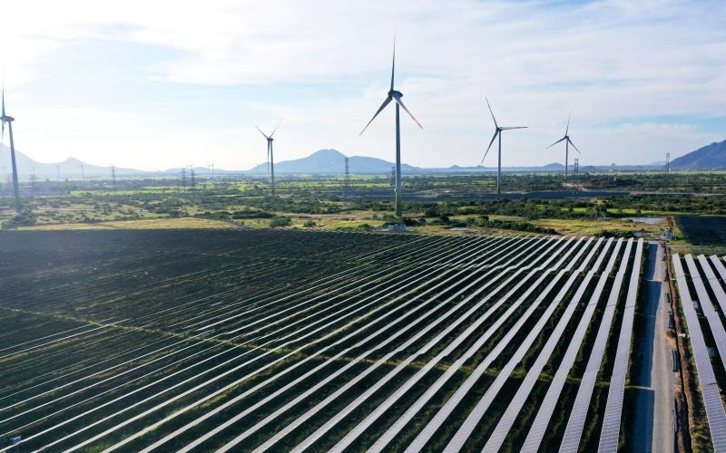 Một số dự án nguồn điện mặt trời đã ký Hợp đồng mua bán điện dự kiến đưa vào phát điện năm 2020.