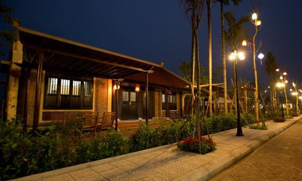 Vườn Vua - Điểm nghỉ dưỡng hấp dẫn nhất vào mùa hè ở Miền Bắc