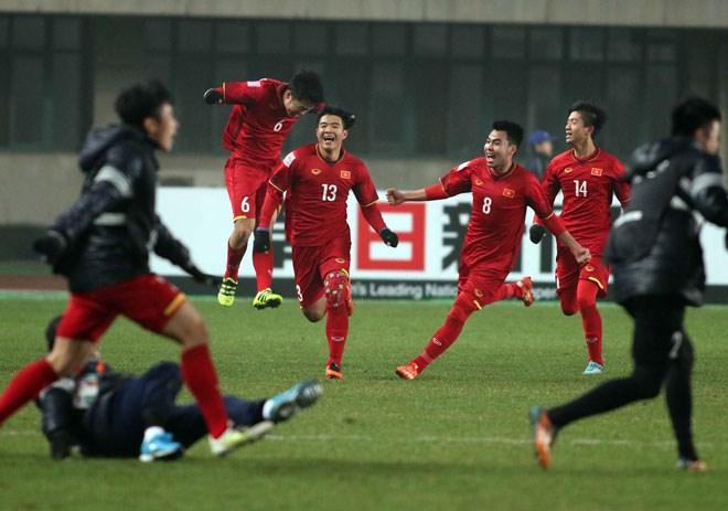 U23 Việt Nam nhận cơm mưa tiền thưởng sau thành tích Á quân giải châu Á