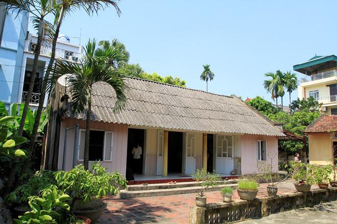 Ngôi nhà giản dị của gia đình cố Tổng Bí thư.