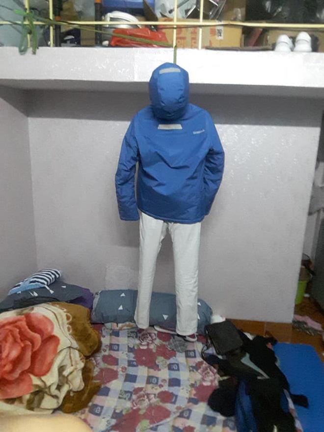 Thanh niên tạo ra cảnh tượng ghê rợn trong phòng trọ để chống tr ộm
