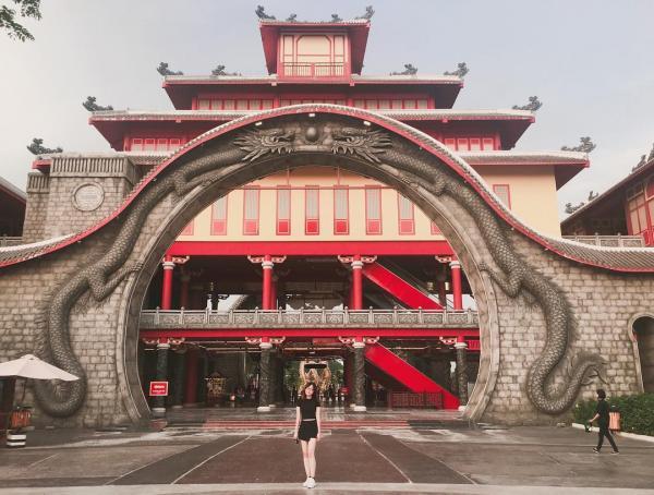 Một góc ở SunWorld Hạ Long Complex. (Nguồn: dollydomo)
