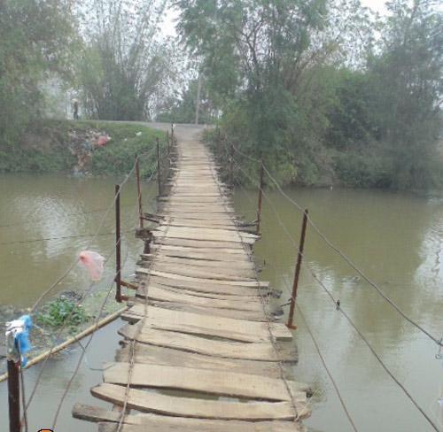 Cho đến nay, cây cầu