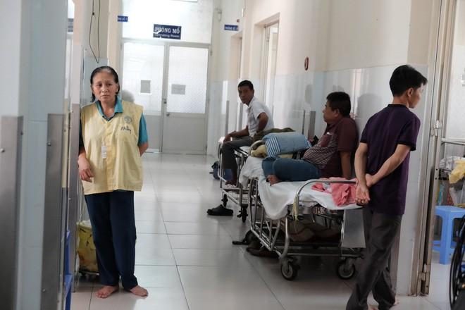Hiện bệnh nhân đang được điều trị tại BV Chợ Rẫy (TP.HCM).