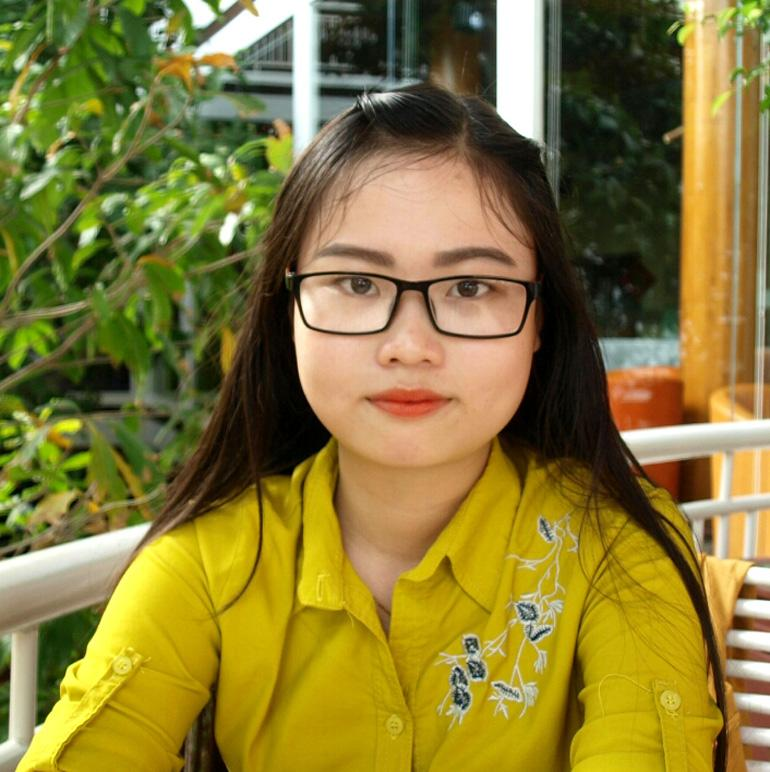 Sinh viên Nguyễn Thị Kim Hòa