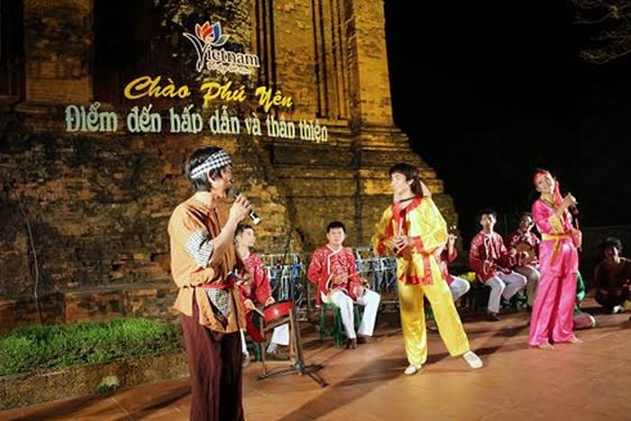 """Bài chòi là một """"đặc sản"""" của Phú Yên"""