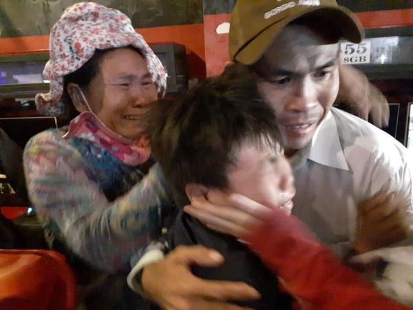 Không ai biết trong 1 năm qua bé Bảo ở đâu, làm gì mà lang thang từ Tây Ninh xuống tận TP.HCM