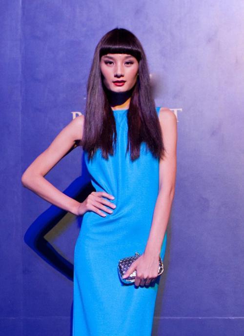 Năm 2012, rời cuộc thi, ngoại hình Lê Thúy thay đổi nhờ biết cách chăm sóc bản thân, trang điểm. Thần thái của người mẫu tiến bộ hơn so với hồi thi Next Top Model.