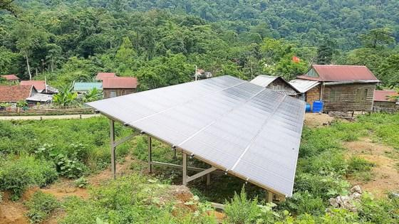 Người A Rem đã tiếp cận được với điện mặt trời