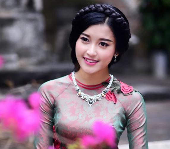 Á hậu Huyền My sẽ là đại diện cho chủ nhà Việt Nam tham dự cuộc thi này
