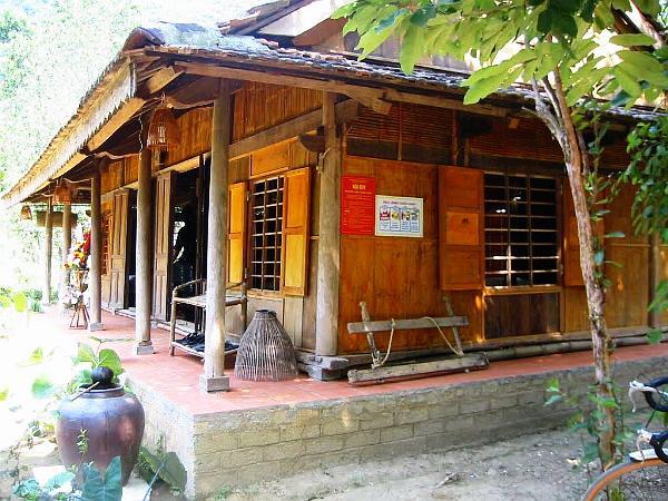 Chày Lập homestay - Một trong những homestay đàn anh đàn chị ở Quảng Bình. (Nguồn: nguoiquangnam.vn)