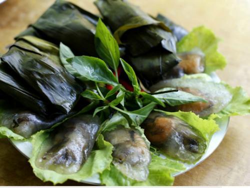 Bánh bột lọc Quảng Bình là món ăn nên thử khi du lịch đến đây. Ảnh: ngoisao.net