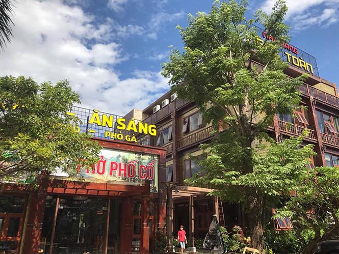 ặc dù mới đưa vào hoạt động nhưng nhà hàng Ngọc Toàn (118, Hữu Nghị, TP. Đồng Hới) đã tạo được chữ tín với khách hàng.