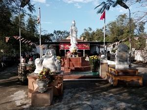 Chùa Quan Âm (xã Thanh Trạch, huyện Bố Trạch)
