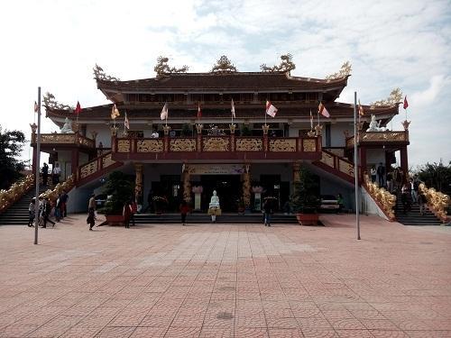 Chùa Đại Giác (phường Đức Ninh Đông, thành phố Đồng Hới, tỉnh Quảng Bình)