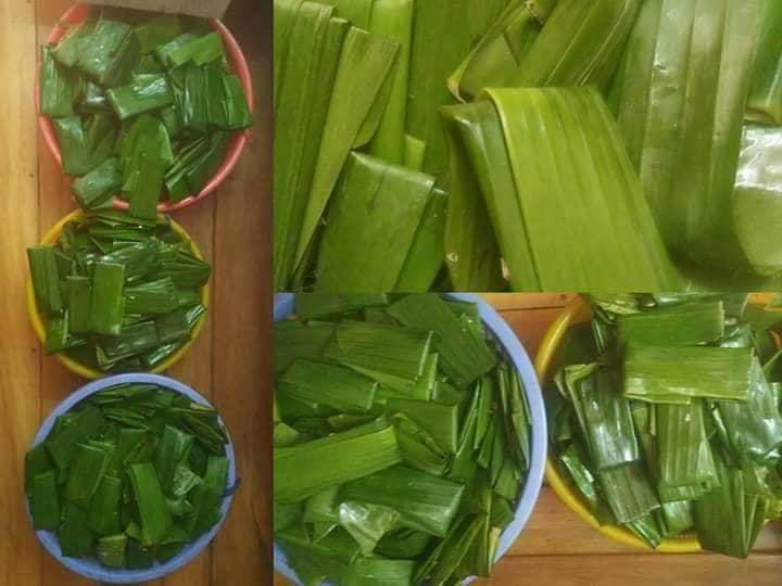 Bánh bột lọc Quảng Bình.