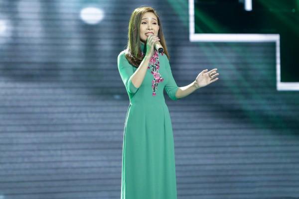 Không chỉ có giọng hát hay, Thanh Lan còn có một vóc dáng đẹp.