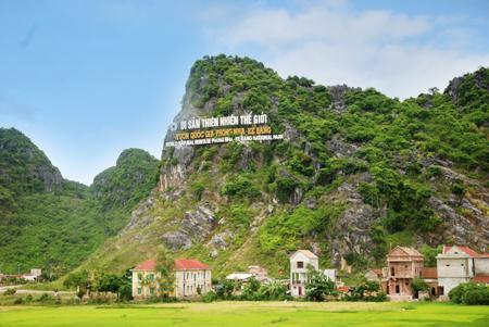 Vườn Quốc gia Phong Nha - Kẻ Bàng sẽ là điểm đến tiếp theo trong hành trình Car&Passion 2018. (Ảnh: khamphavietnam.vn)