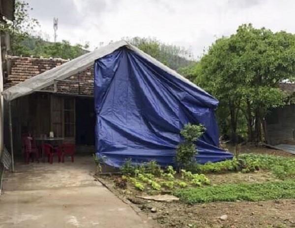 Gia đình rất nghèo nên chưa thể đưa thi thể nạn nhân về quê