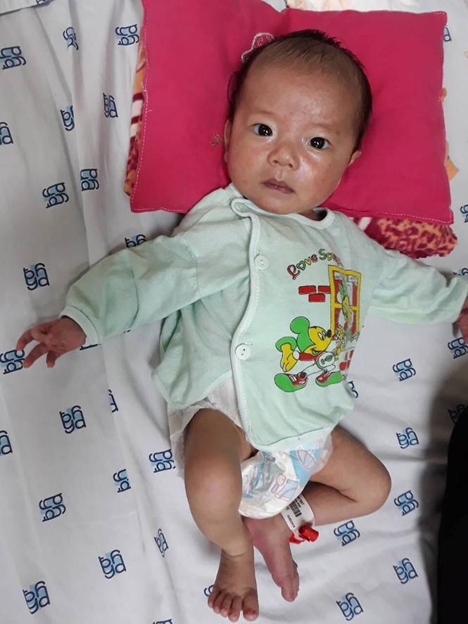 Cháu Phạm Thành Đạt đã hồi phục thần kỳ sau ca mổ và hiện đã được cho xuất viện.