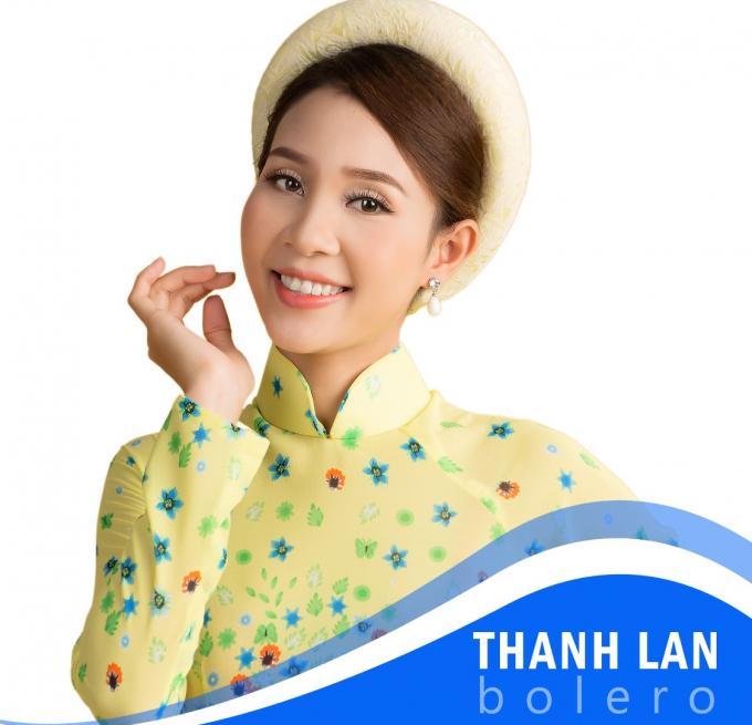 Thanh Lan là một trong 4 gương mặt lọt vào vòng bán kết trong cuộc thi Thần tượng Bolero 2018.